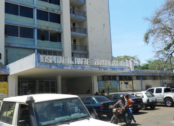 Fue llevado a la morgue del hospital de Valle de la Pascua. Foto referencial
