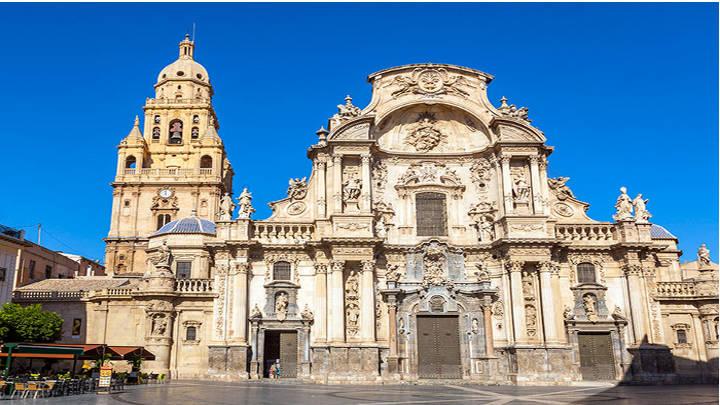 Murcia ideal para pasearla, quererla y degustarla en 48 horas.