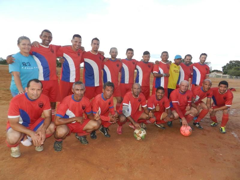Banco Obrero FC veteranos 2019