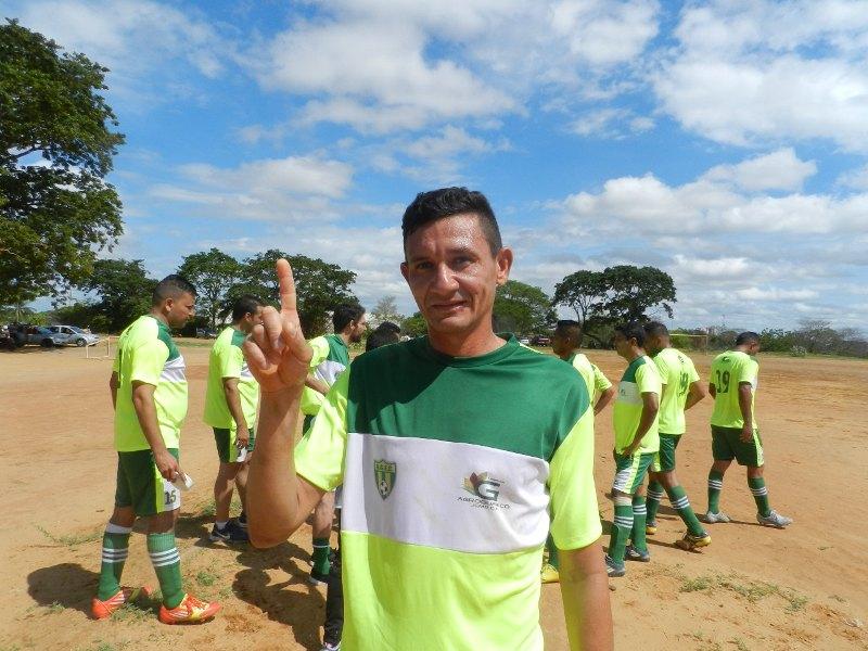Domingo convirtió el primer gol del torneo clausura 2019.