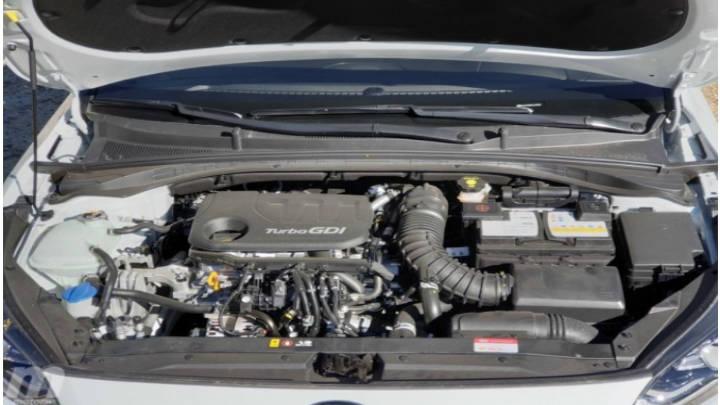 Motor de seis velocidades y de doble embrague