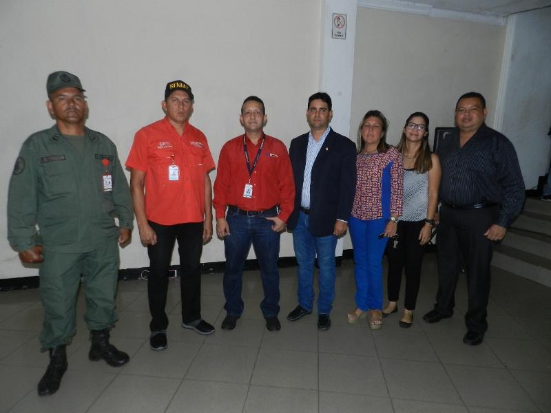 Autoridades del Seniat Los Llanos y contadores públicos del Guárico dirigieron la Jornada de Actualización Tributaria.