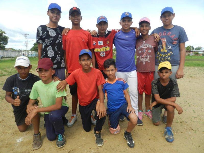 Fuentes Acevedo es el campe_n de b_isbol prejunior de Infante (1)