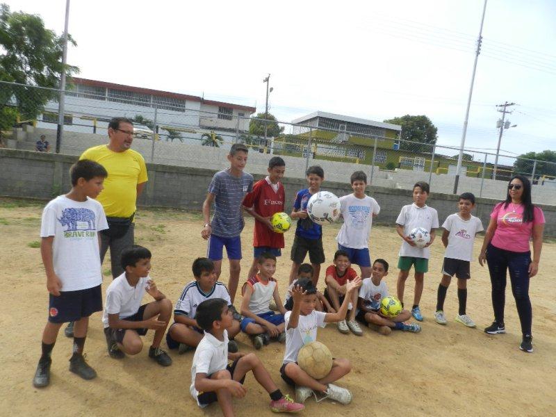 La Escuela de Fútbol Menor Cristo Rey ahora se alista para la próxima temporada temporada.