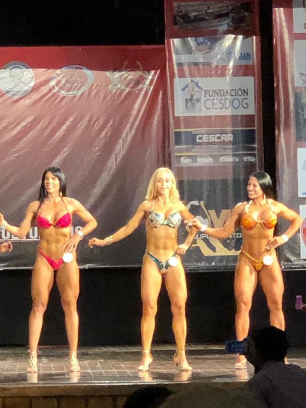 Las damas tambi_n brillaron en el Campeonato Nacional de Fitness (1)