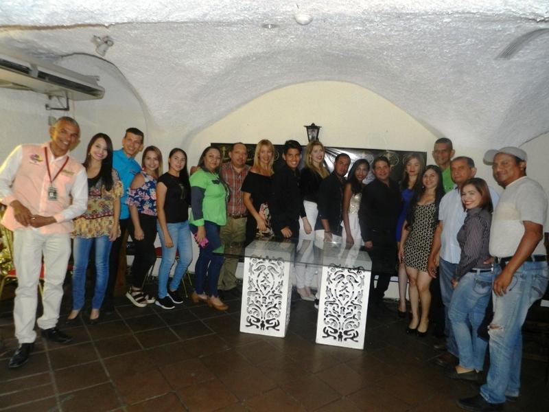 Periodistas en el Miss Intercontinental Rueda de Prensa 2019.jpg