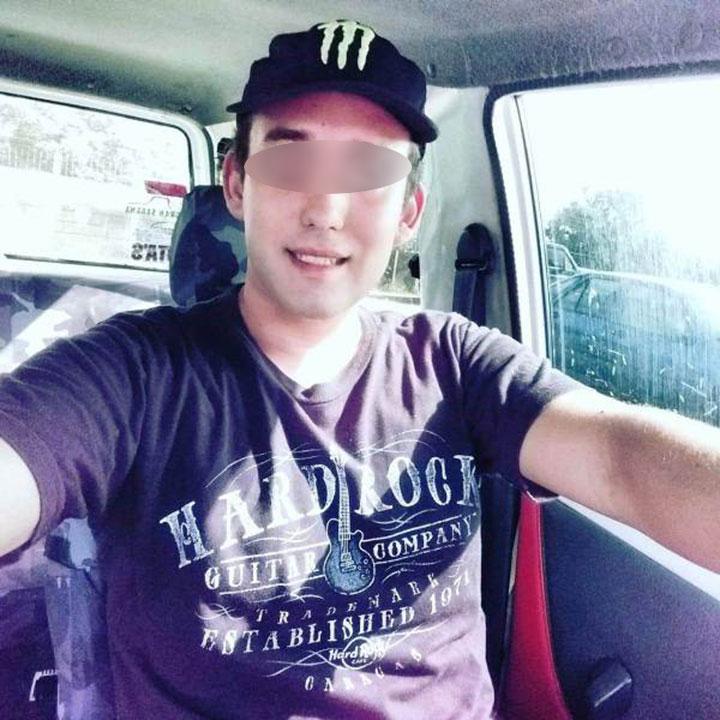 César Gabriel Cazabonne Dorta de 25 años asesinó a su madre a cuchilladas.