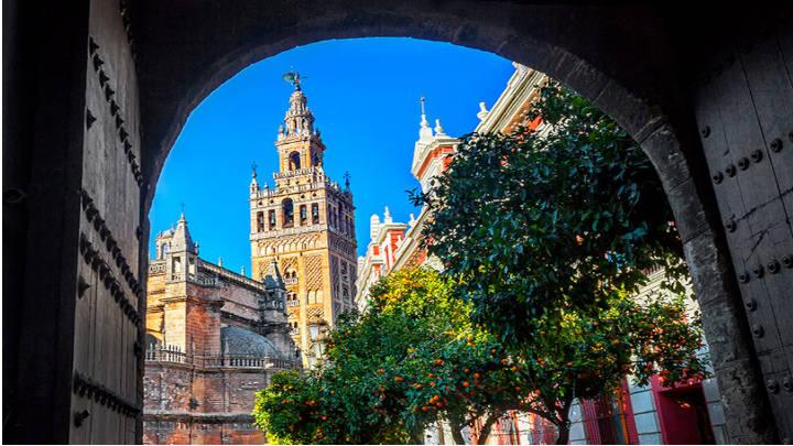 La Catedral de Sevilla punto emblemático de la ciudad