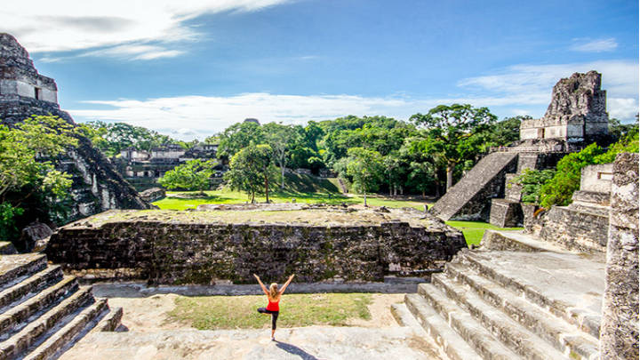 Sitios que no puedes dejar de recorrer en Tikal