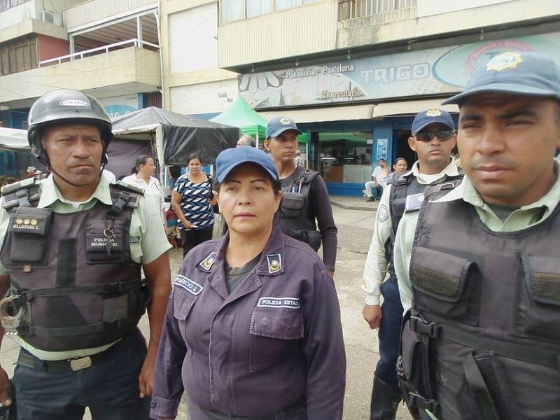 La comisionada Juana Aparicio brindo las declaraciones.