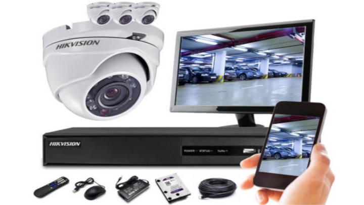 Camaras de mayor resolución para mejor imagen y vigilancia.