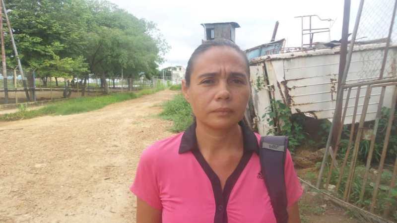 """Carmen Álvarez manifestó """"Yo creo que cuando estaban los llamados centinelas de tránsito ahí se controlaba a los autobuses carros particulares hasta las motocicletas"""""""