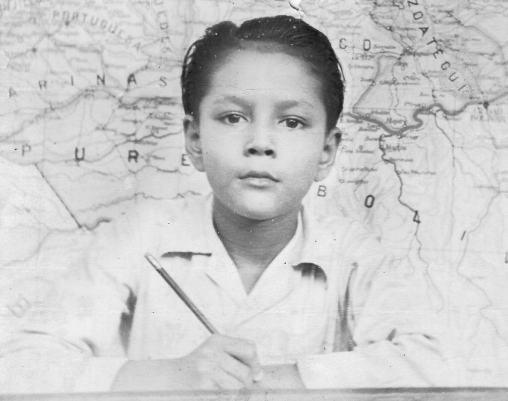 David Mejías Martinez en primaria