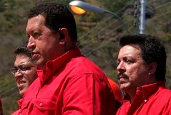 Eduardo Manuitt Carpio ex gobernador chavista del estado Guárico