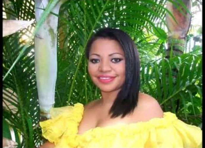 María Tovar, de Las Mercedes, estado Guárico, ganó en modalidad pasaje inédito del Festival Internacional del Joropo, en Colombia.cortesía.
