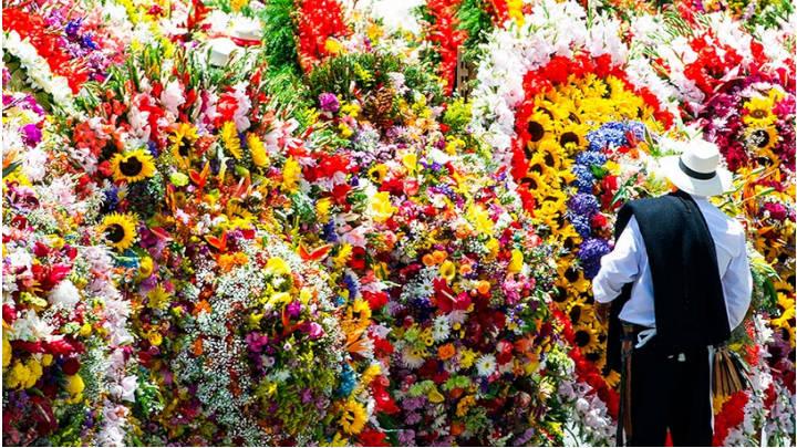 La Feria de las flores y su desfile de Silleteros en su 52º edición