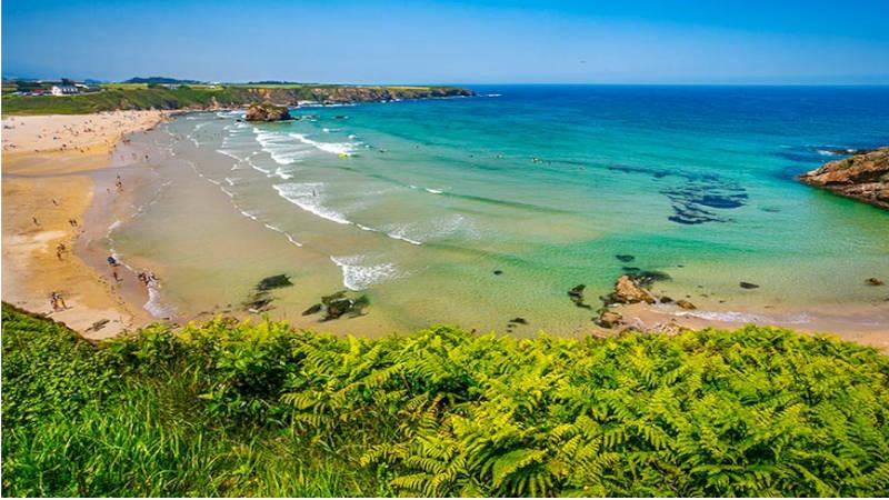 De la Ria de Eo a la playa de Barayo, la escapada más fenomenal de este verano.