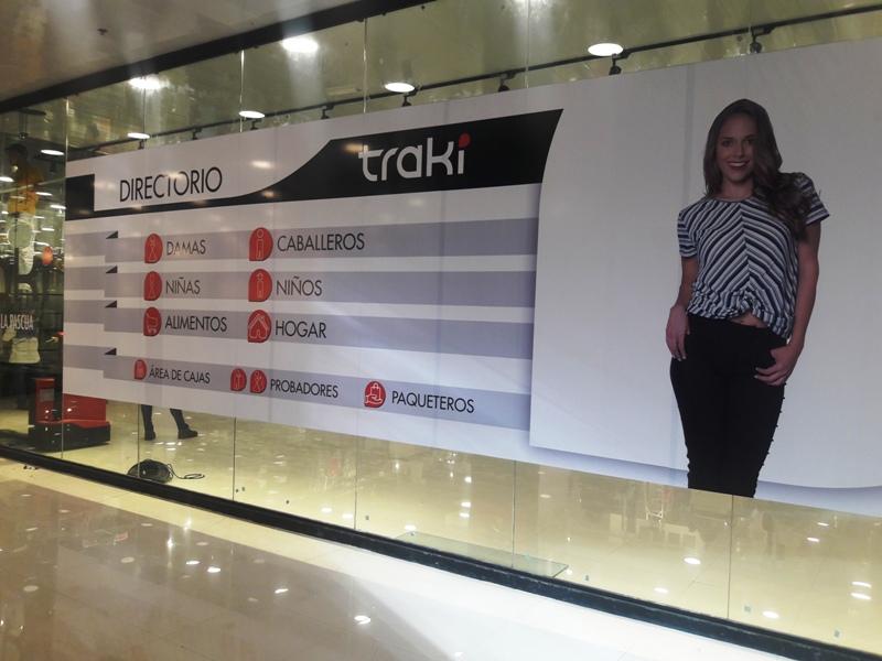 La tienda por departamentos mas grand de Venezuela es Ciudad Traki. Foto: @fj.carrillo