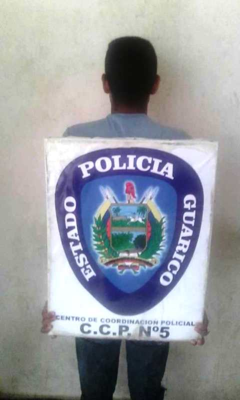 Fue puesto a la orden de la fiscalia por agredir a un adolescente en Zaraza.