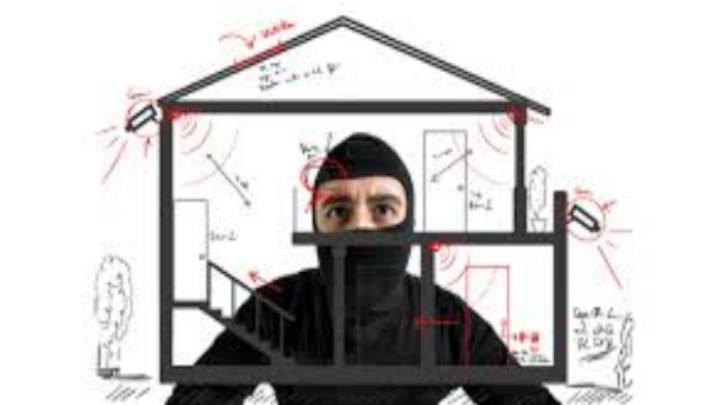 Defiende tu hogar, instala sistema de alarmas antirrobos.