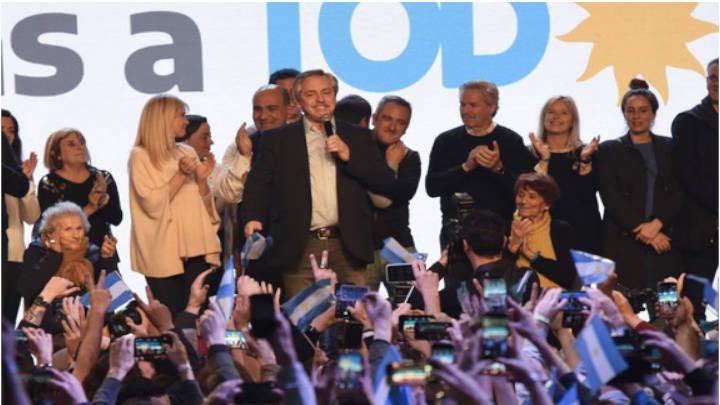 Resurge el peronismo con la caída de Macri