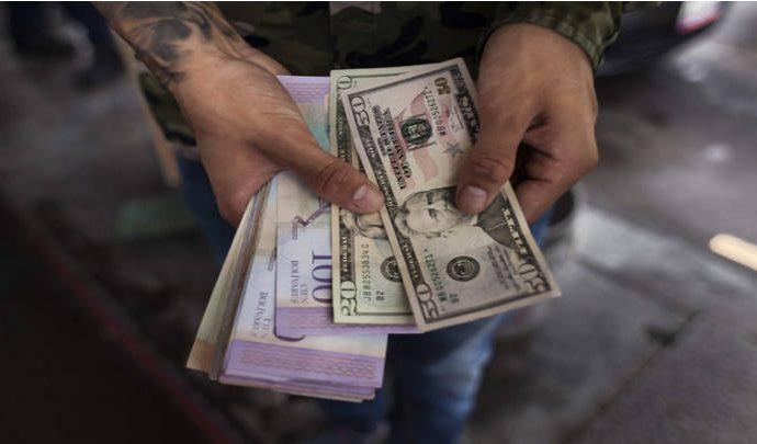 Cada vez el venezolano tiene menor poder adquisitivo, el sueldo mínimo equivale a tres dolares.