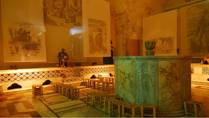 Acre, ciudad de antigua historia. Mezcla de historia.