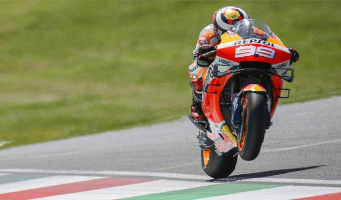 Jorge Lorenzo en conversación con Ducati para la próxima campaña.