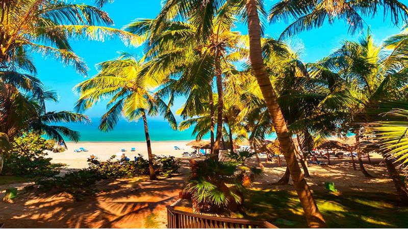 Playas de Varadero, el paraíso de Dios en la Tierra, el lugar más visitado de Cuba.