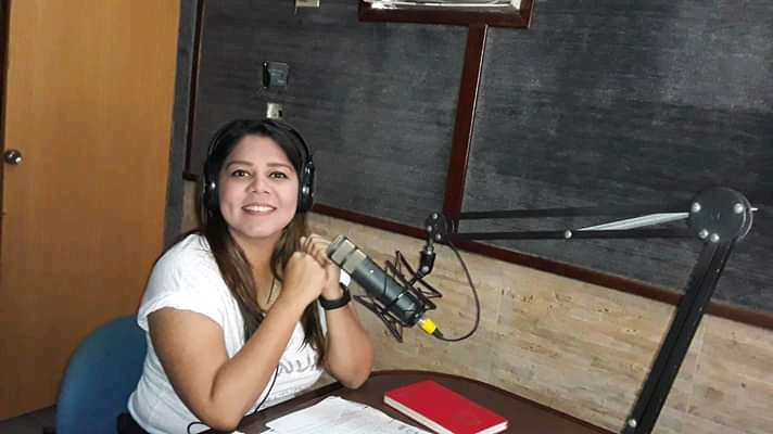 Alcaldesa de Zaraza Jumarly Fonseca.