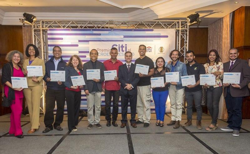 Premio Citi al Microempresario 2019 contribuirá con los Objetivos de Desarrollo Sostenible