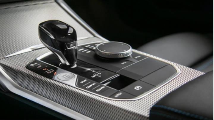 BMW 320d merece el cambio automático, una gran elección
