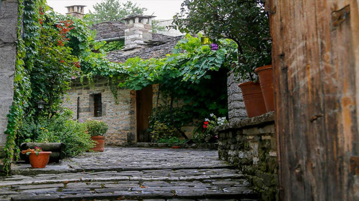 Vikos un lugar para cono cer y disfrutarlo en Grecia.