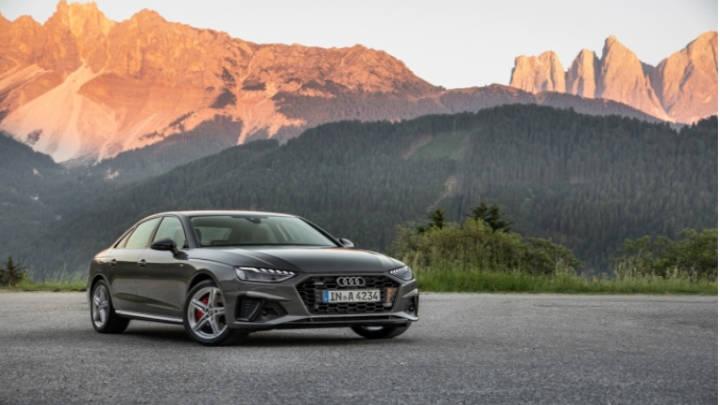 Audi A4 2020, hay que superarse, cambió su cara sis tocar la forma del capó.