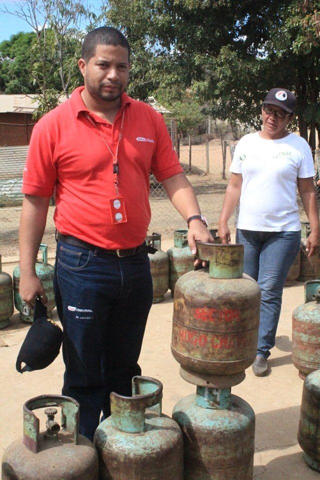 El Ingeniero Leomar Gil. Gerente de Gas Comunal Guárico murió luego de ser atacado a tiros por sujetos que aun no han sido capturados.
