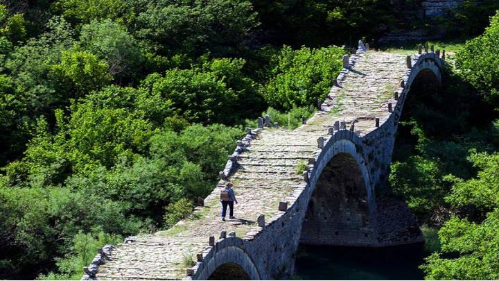 Explora y disfruta del parque nacional Vikos-Aoos