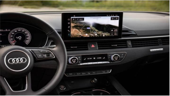 La tecnología es un punto importante en el auto moderno, por lo cual A4 esta en vanguardia con lo mejor