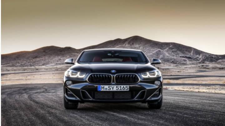 BMW X2M35i el deportivo atrevido que no deja de ser un SUV