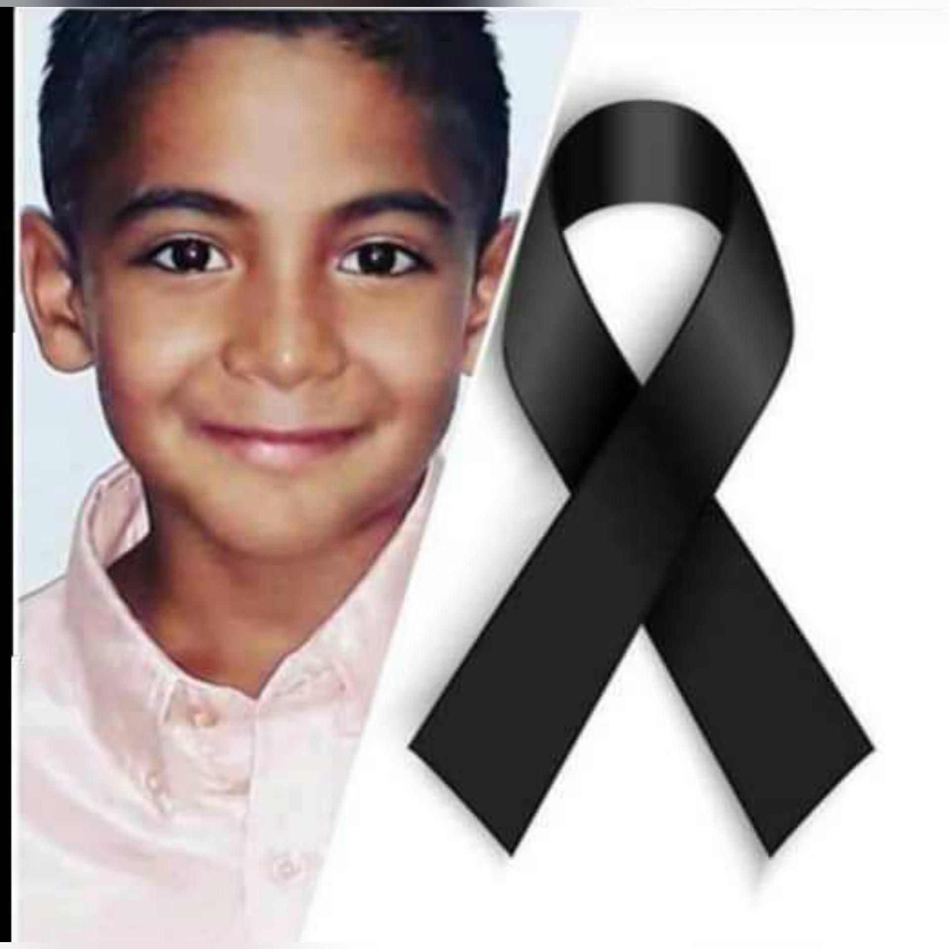 Emisair Rafael Agustín Tovar de 9 años murió calcinado.