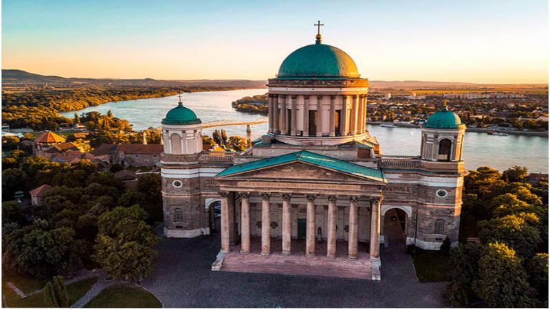 La primera capital de Hungría, Esztergom