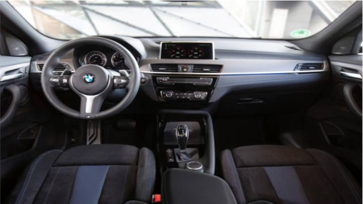Un interior sin mucha diferencia de su diseño anterior