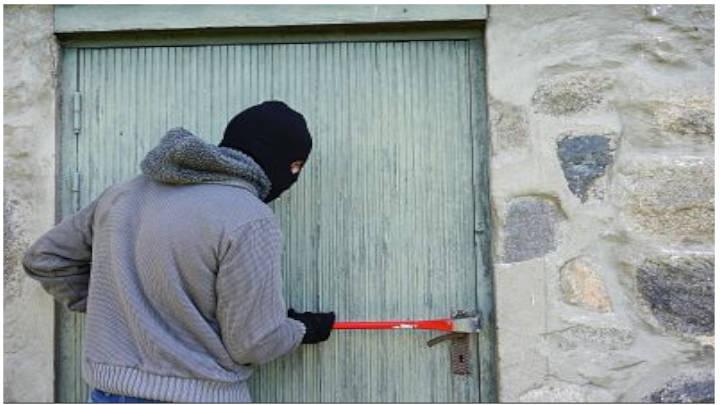 El indice de robos aumenta sin control