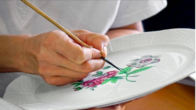 La tradición de la porcelana en la Fábrica de Porcelana de Herend