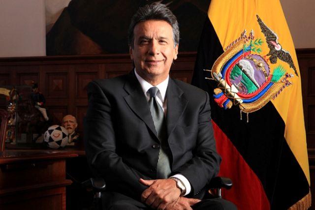 Semblanza de Lenín Moreno