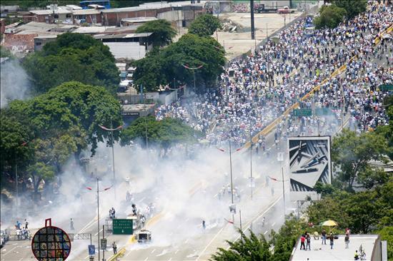 Protestas han dejado 5 muertos