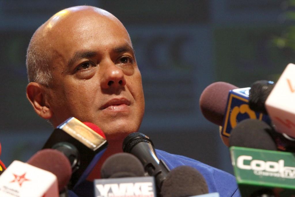 Jorge Rodríguez dió el reporte del Covid este sábado en la noche.
