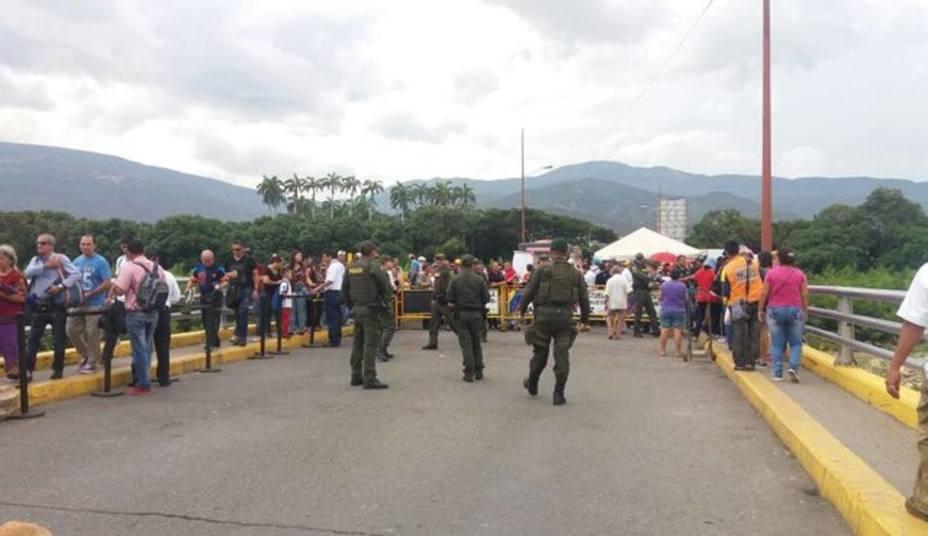 63 venezolanos fueron expulsados de Colombia