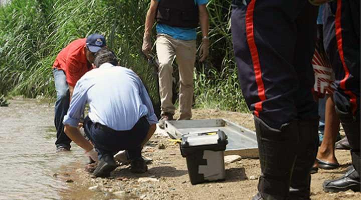 El cuerpo fue levantado por efectivos del Cicpc Delegación Municipal Zaraza (Foto Referencial).