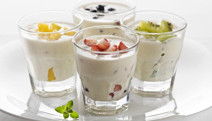 El yogurt desnatado le puedes agregar las frutas de tu preferencia