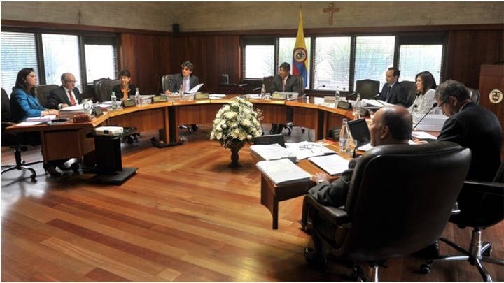 Corte Constitucional: JEP practicará pruebas en casos de extradición